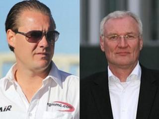 James Geidel e Kay Oberheide invitati speciali ad Offenbach