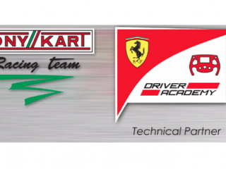 Tony Kart Racing Team è Technical Partner di Ferrari Driver Academy