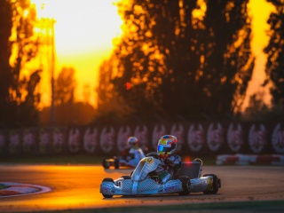 WSK Open Cup rd.2 - Qualifiche.