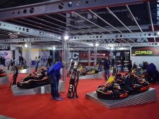 CRG al 2° Karting Expo.
