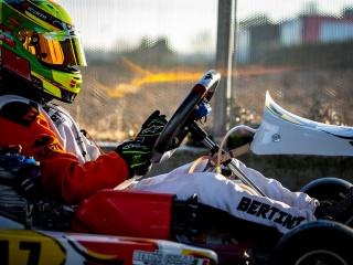 Bertini torna a Lonato nel Trofeo Andrea Margutti.