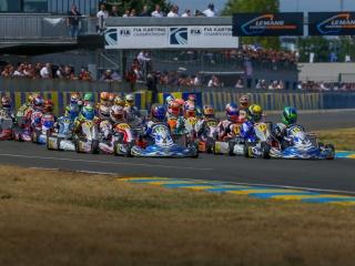 FIA Euro, Le Mans: Domenica - Video.