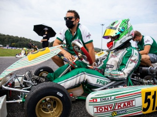 Weekend difficile per Gamoto Kart a Lonato.