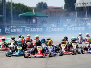 Ad Adria si è concluso il 6° round del Trofeo Easykart.