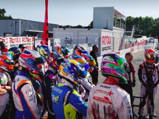 RMC International Trophy - Completate le qualifiche, in pole anche un italiano!