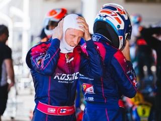 Simo Puhakka (©Lorenzo Moro) è ancora il più veloce in KZ