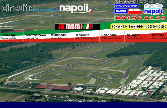 Il Circuito Internazionale Napoli ospiterà il Rotax Grand Finals 2016