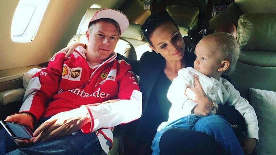 Raikkonen Jr già in Kart.