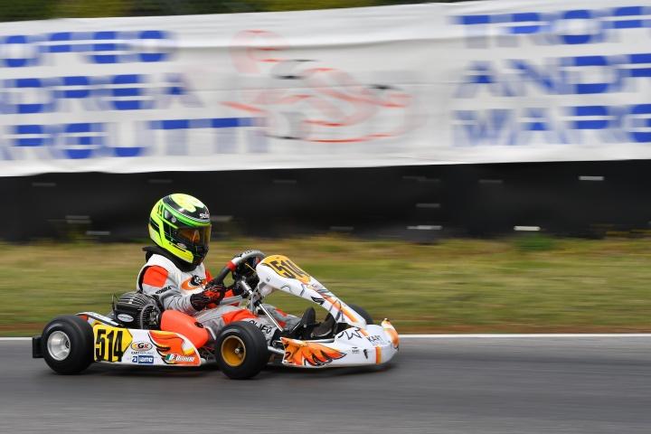 Ancora conferme per Flavio Olivieri nel Trofeo Margutti di Lonato