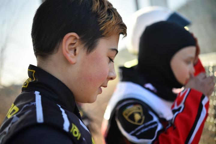 Flavio Olivieri è un nuovo pilota del team GK