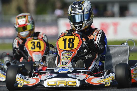 A Genk la prima dei Campionati Europei KZ e KZ2