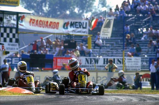 1984-2014, a Essay CRG festeggia trent'anni di Campionati del Mondo