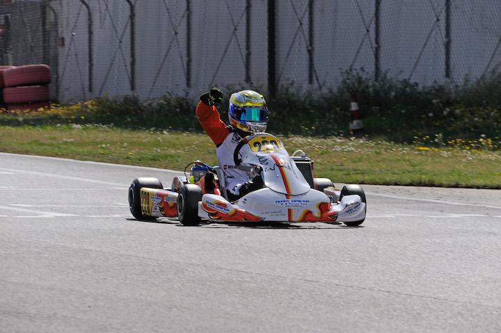 Bertini vince il 30° Trofeo Andrea Margutti a Lonato