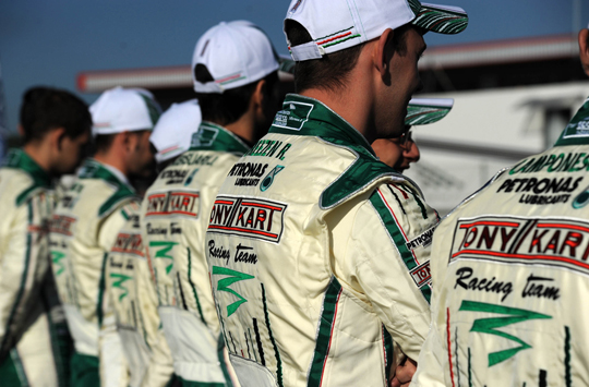 Tony Kart Racing Team 2014