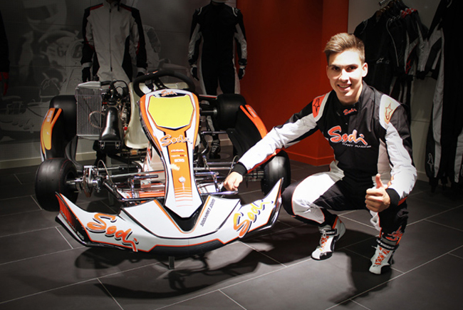 Gil and Varley join Sodi