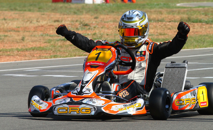 CRG campione anche in Spagna e Portogallo  con Andrij Pits