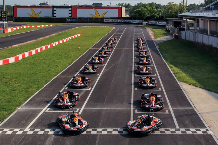 South Garda Karting si rinnova anche nel kart da noleggio con una nuova flotta di kart CRG
