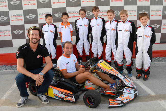 Mission accomplished for first edition of Sodi Racing Academy