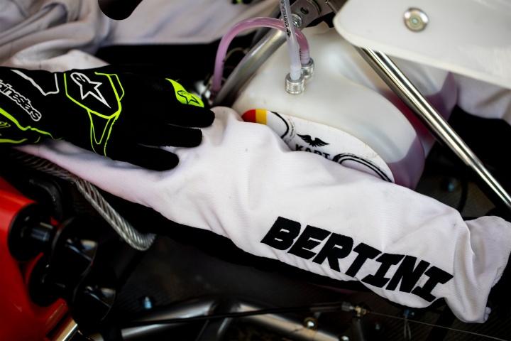 Leonardo Bertini pronto a tornare in pista per la WSK Euro Series