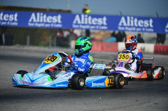 200 piloti al Trofeo Andrea Margutti del 30 marzo al South Garda Karting di Lonato