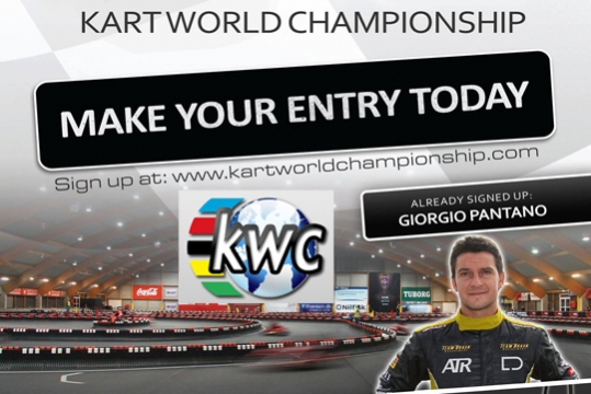 Pantano tra le stelle del KWC al Racehall