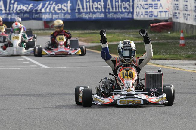 Spettacolari vittorie nel 26o Trofeo Andrea Margutti