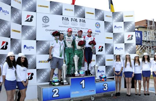 Il karting dei Campioni ha assegnato i titoli a Sarno