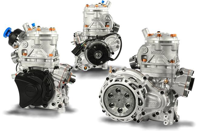DDS, DDJ e RKZ I nuovi motori by Vortex