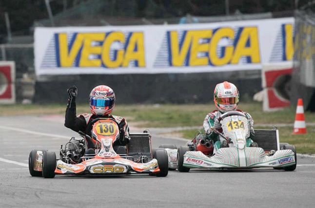 Prestazioni vincenti per i piloti CRG al Trofeo Margutti