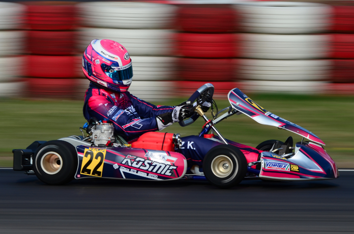Kosmic Kart Racign Department - DKM ed Europeo a Genk