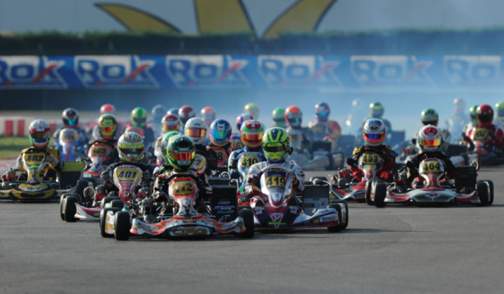 Rok Cup International Final dei record