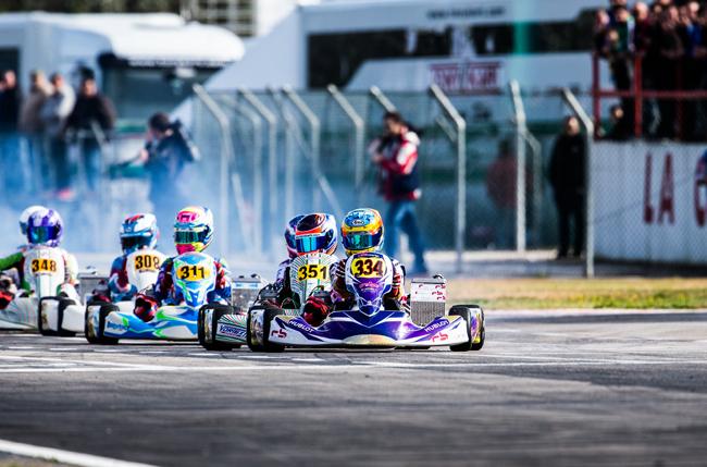 Debutto adrenalinico per Fernandez a La Conca