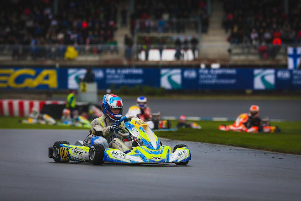 FA Kart vince il titolo mondiale junior ad Alahärmä