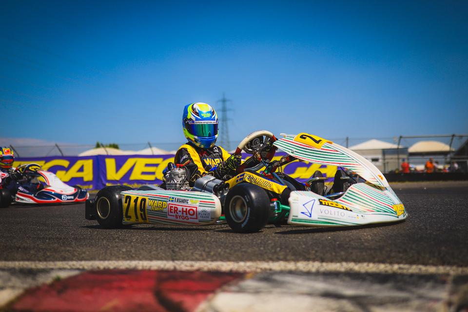 La stagione CIK FIA parte a luglio!