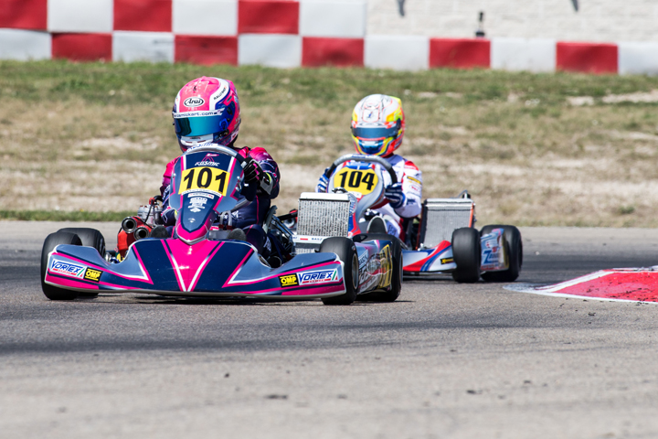 Campionato Europeo CIK-FIA OK, OK Junior & Karting Academy Trophy  ad Adria (Italia)