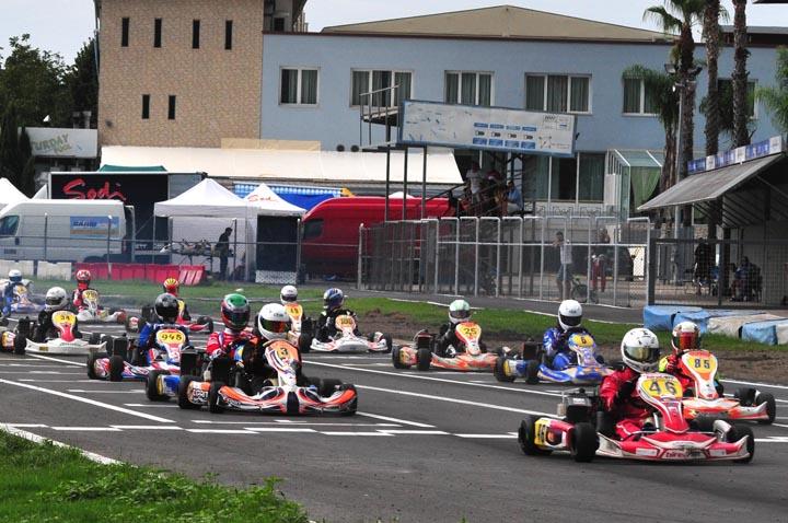 Coppa Concorrente test race per il RMCGF 2016 mondiale e spettacolo anche con le categorie ACI Sport e Iame.
