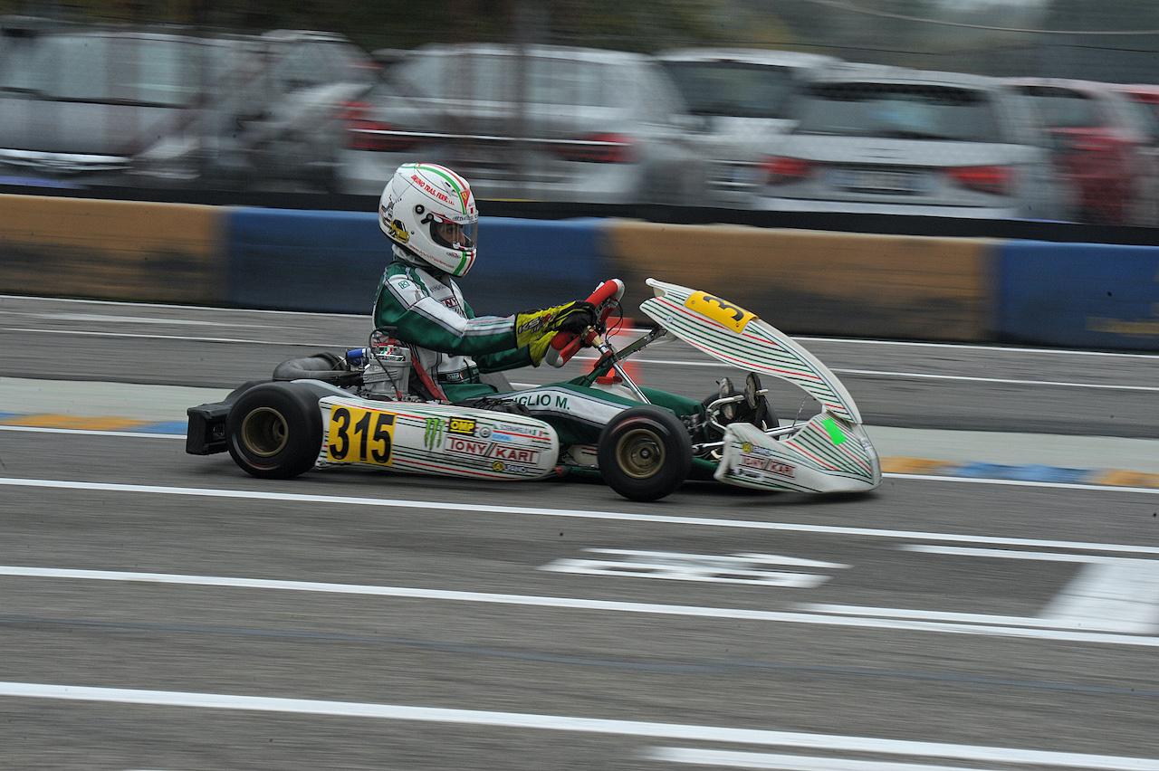 Gamoto Kart è campione italiano in X30 Junior