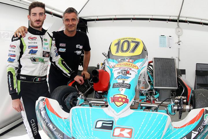 Grande successo del Campionato Italiano ACI Karting nella quarta prova di Triscina
