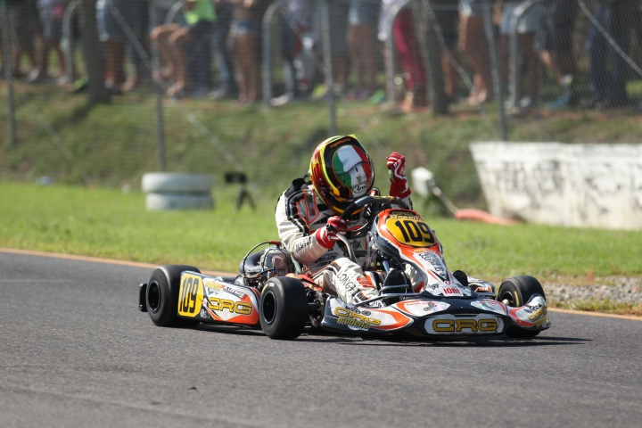 Il Campionato Italiano ACI Karting ha i suoi campioni: Longhi, Gheno, Giardelli, Michelotto