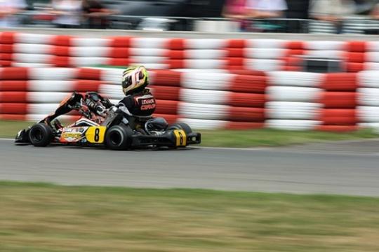 A Wackersdorf CRG con Lennox sfiora il podio