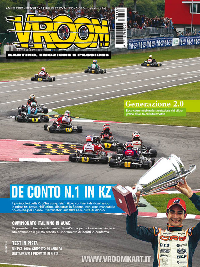 cover vroom Italia