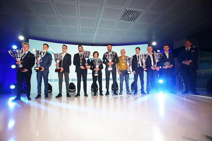 Premiati a Monza i Campioni del Karting