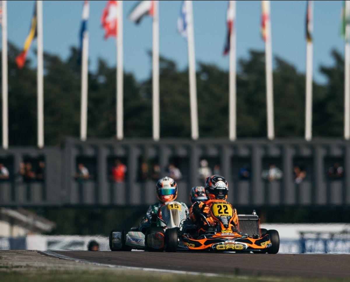 FIA KZ World Championship: risultati sotto le attese per i piloti CRG