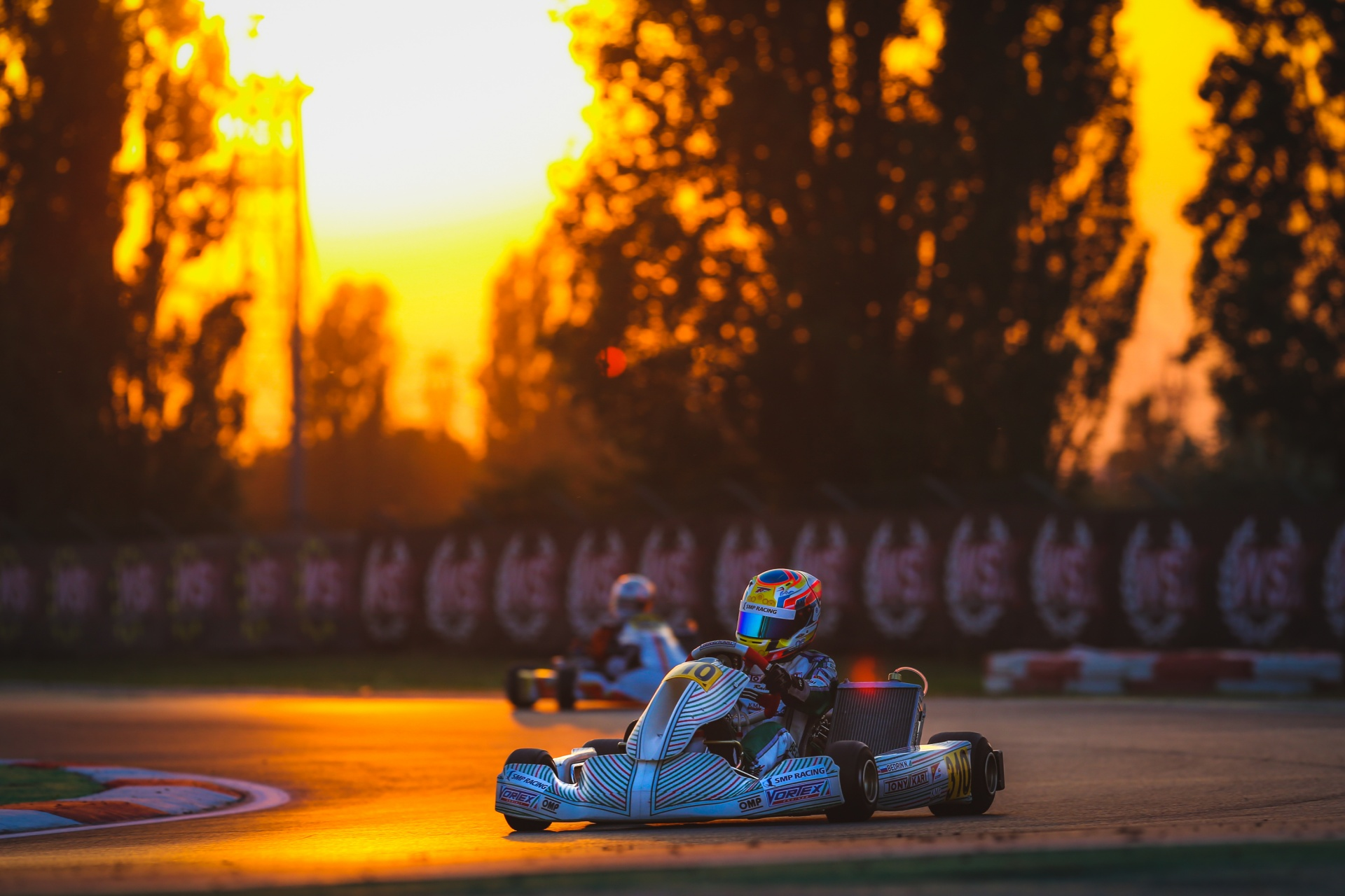 WSK Open Cup rd.2 - Qualifiche