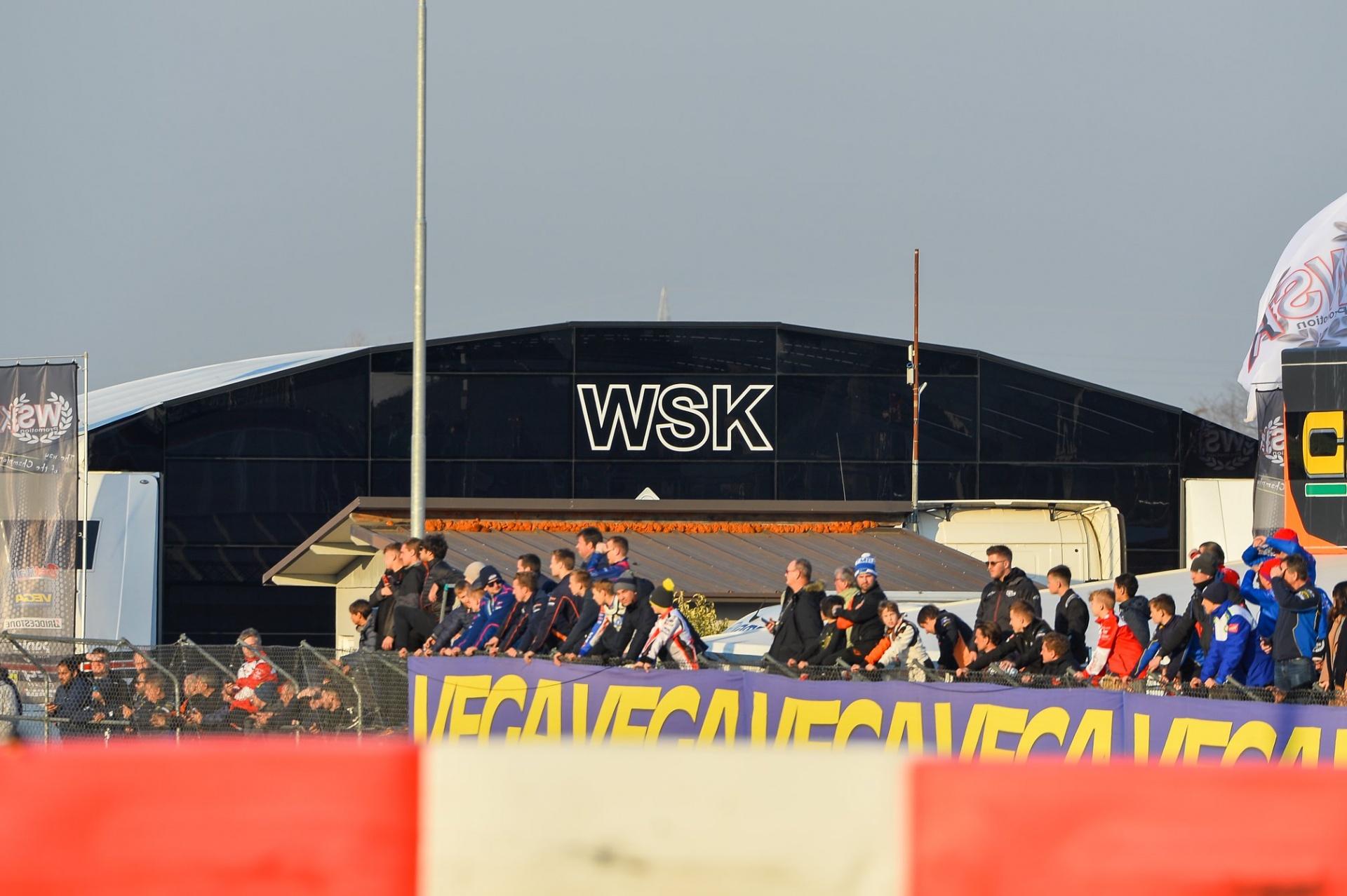 La stagione WSK riparte a luglio