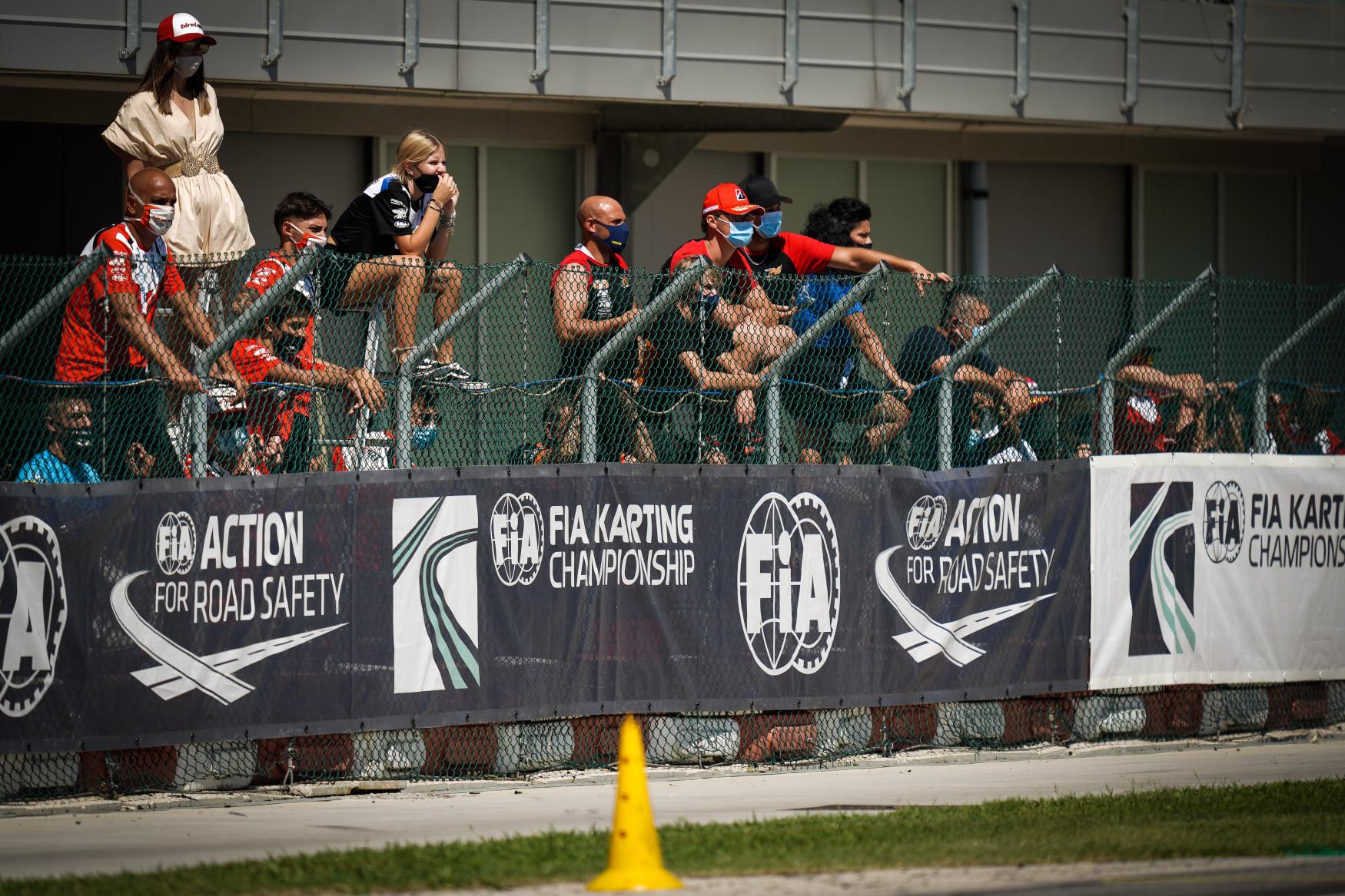 FIA Karting European Championship - Sarno, qualifiche