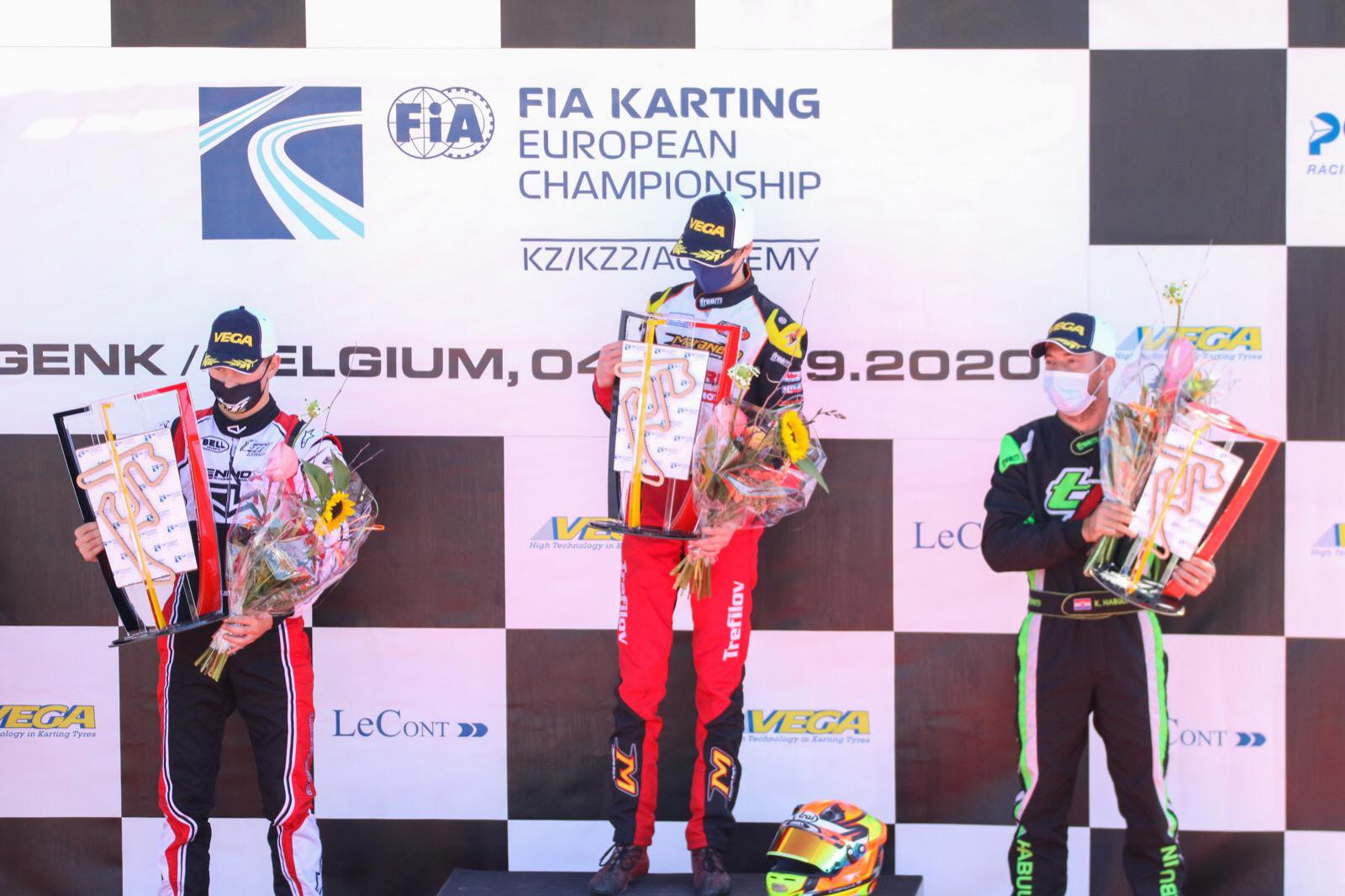 FIA Karting European Championship – Pex e Trefilov vincono la gara, Kremers e Gustavsson campioni!