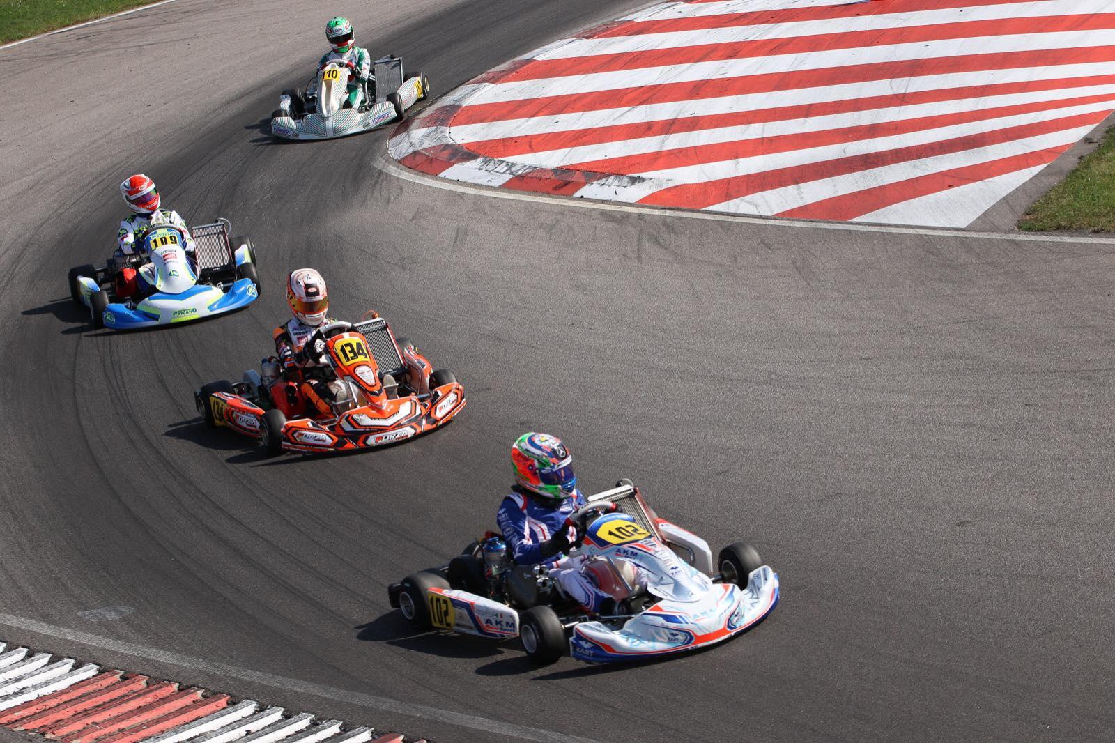 FIA Karting European Championship – Antonelli e Ugochukwu sono Campioni d'Europa