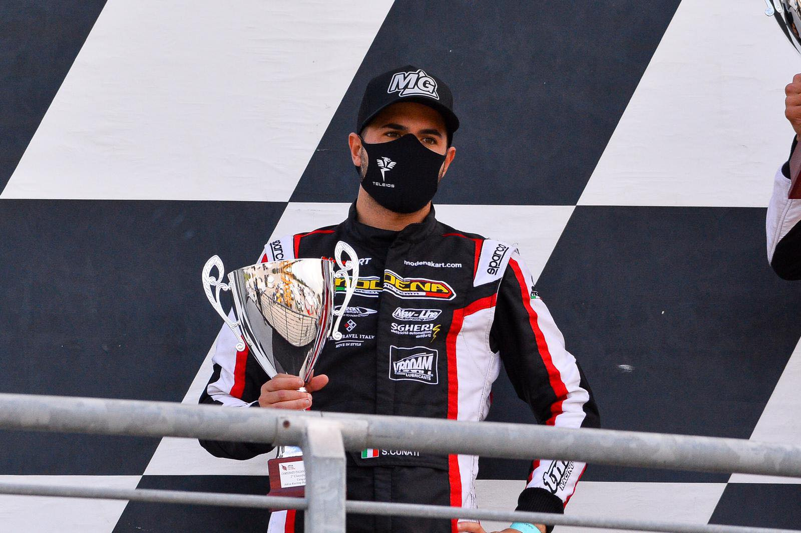 Modena Kart mantiene la leadership del Campionato Italiano ad Adria