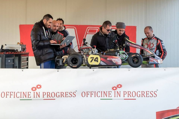 Come migliorare la performance di un veicolo racing? Ci pensa il telemetrico